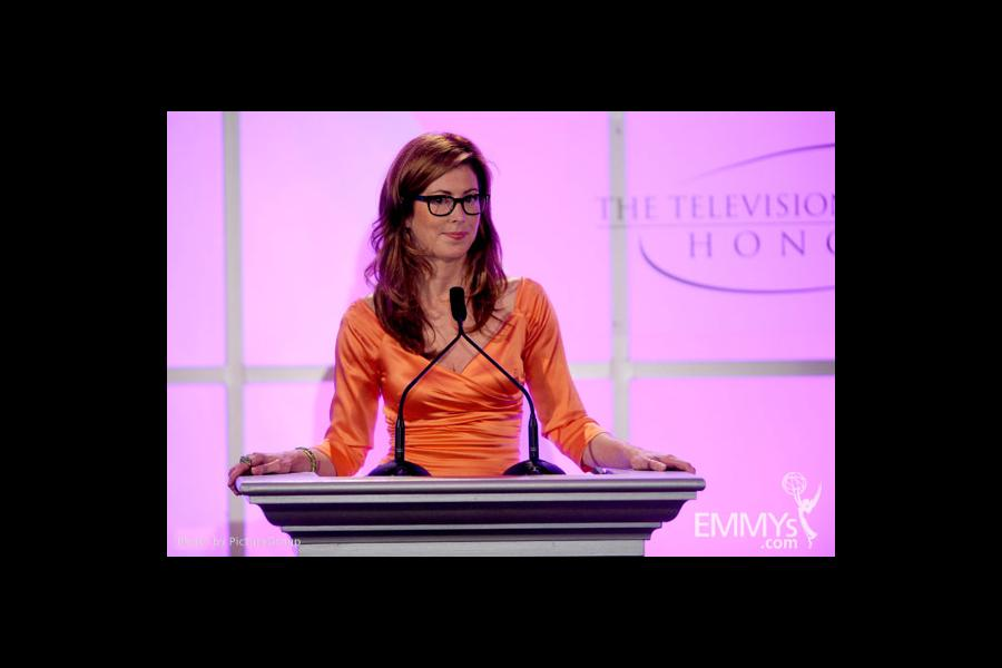 Dana Delany at the Fourth Annual Television Academy Honors