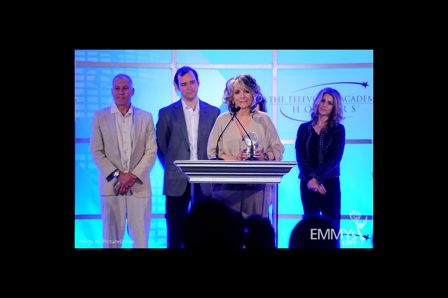 Sheila Nevins at the Fourth Annual Television Academy Honors