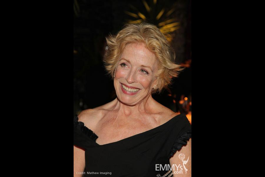 Holland Taylor at the Performers Nominee Reception