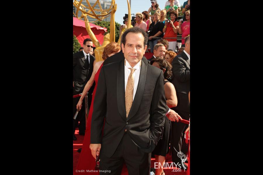 Tony Shalhoub at the 60th Primetime Emmy Awards