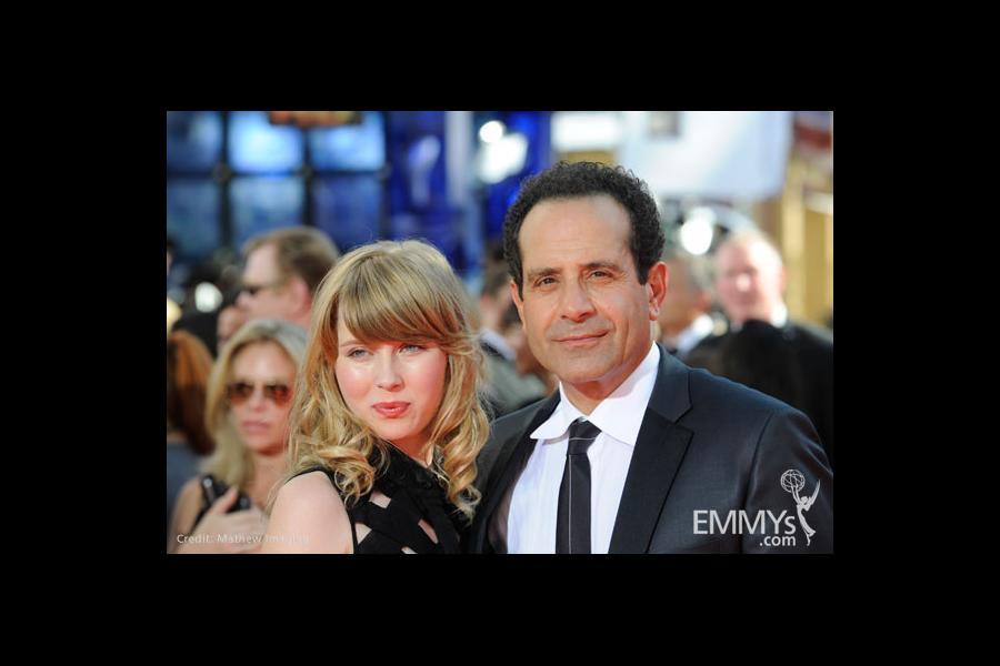 Tony Shalhoub at the 61st Primetime Emmy Awards