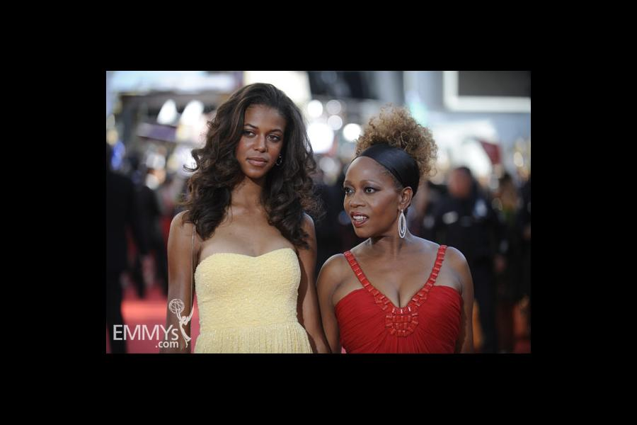 Alfre Woodard attends the 60th Primetime Emmy Awards