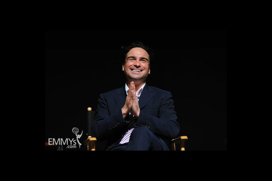 Johnny Galecki at An Evening With The Big Bang Theory