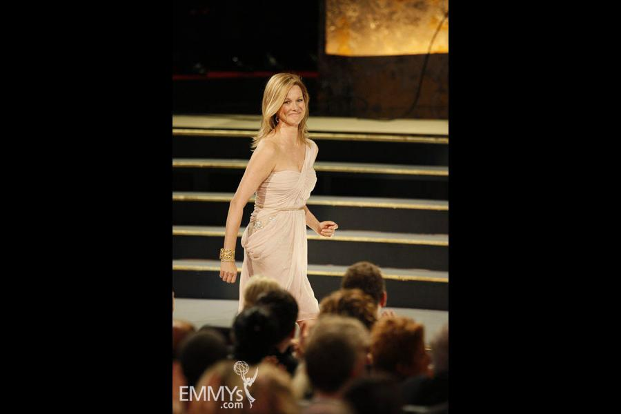 Laura Linney at the 60th Primetime Emmy Awards