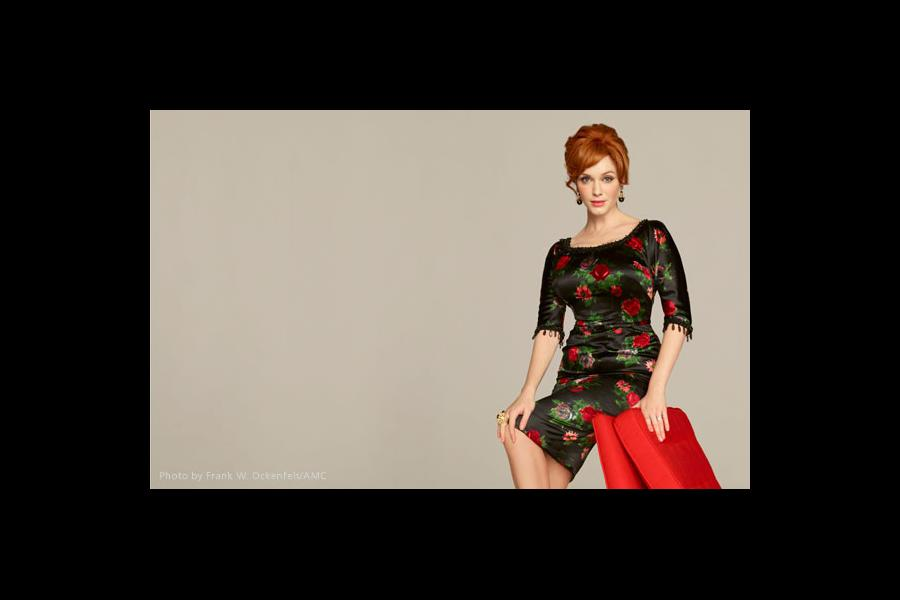 Still of Christina Hendricks in Mad Men