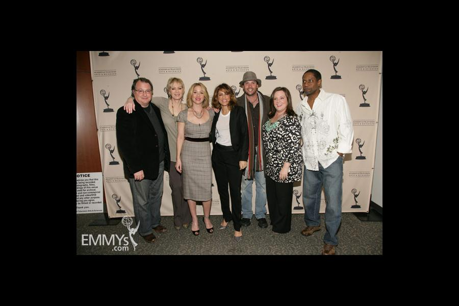 The cast at An Evening With Samantha Who?