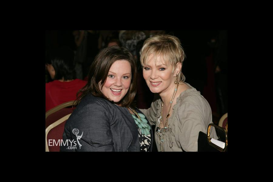 Melissa McCarthy & Jean Smart at An Evening With Samantha Who?