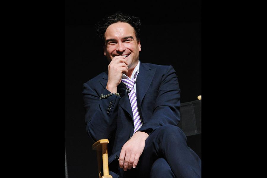 "Johnny Galecki at ""An Evening With The Big Bang Theory"""