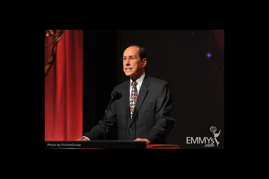 Alan Perris at the 63rd Primetime Emmy Awards Nominations Ceremony