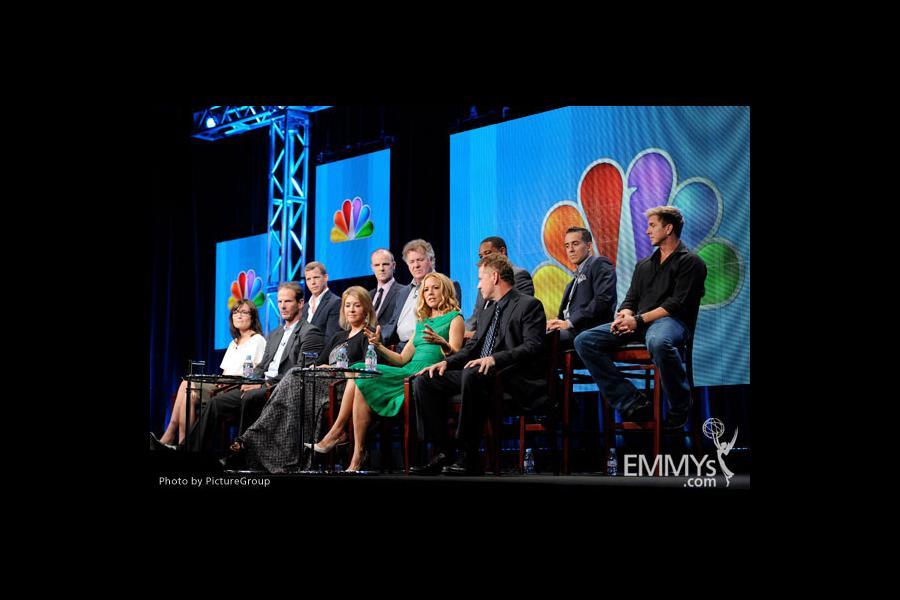 Kenny Johnson, Brian F. O'Obryne, Peter Gerety, Damon Gupton, Kirk Acevedo, Kenny Johnson, Sarah Aubrey, Tim Griffin