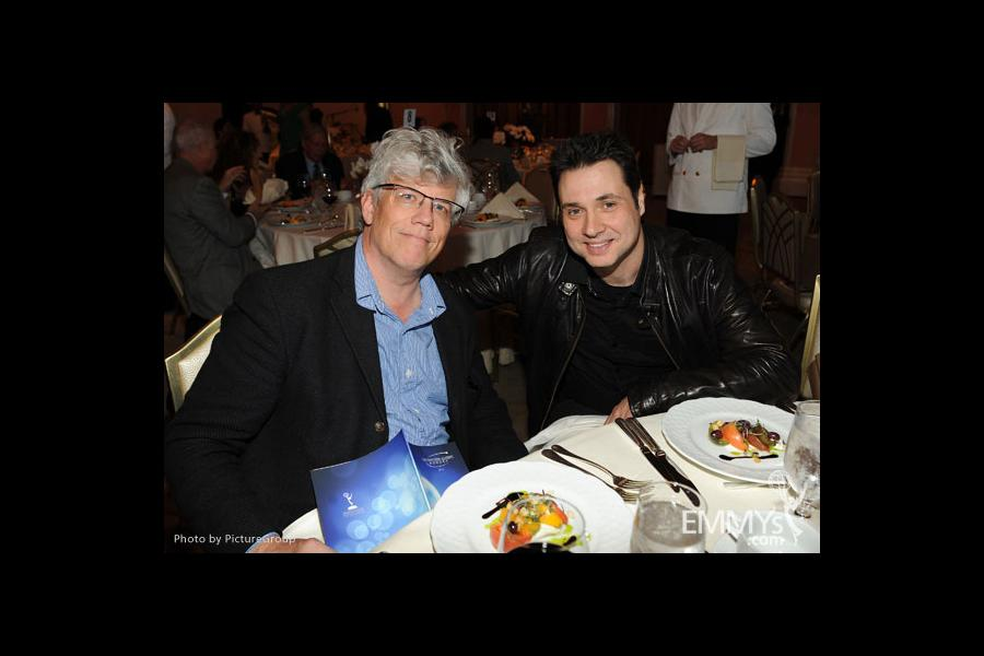 Peter Tolan and Adam Ferrara attend the 5th Annual Television Academy Honors