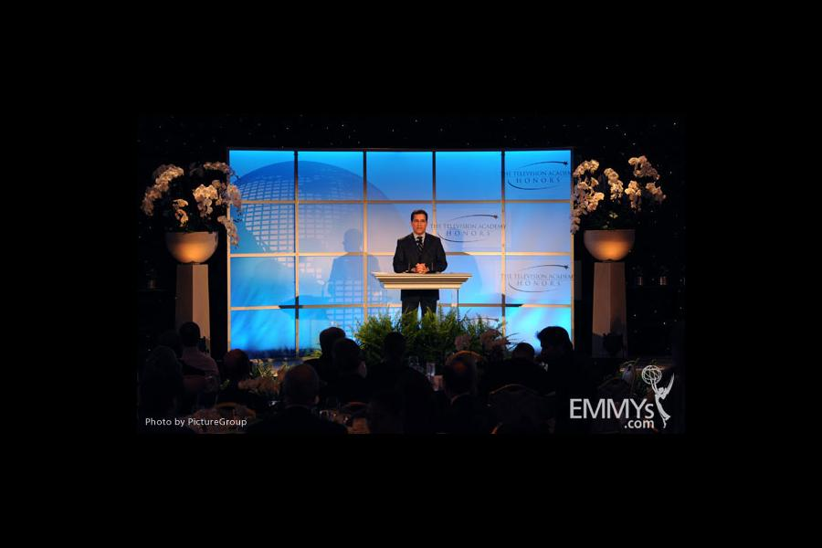 Bruce Rosenblum onstage at the 5th Annual Television Academy Honors