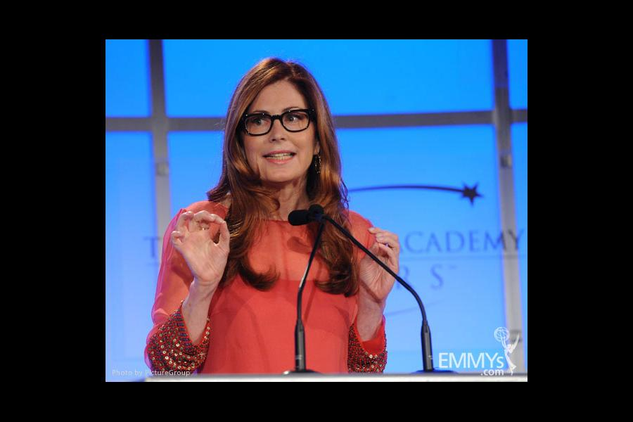 Dana Delany at the 5th Annual Television Academy Honors