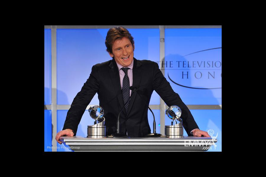 Denis Leary onstage at the 5th Annual Television Academy Honors