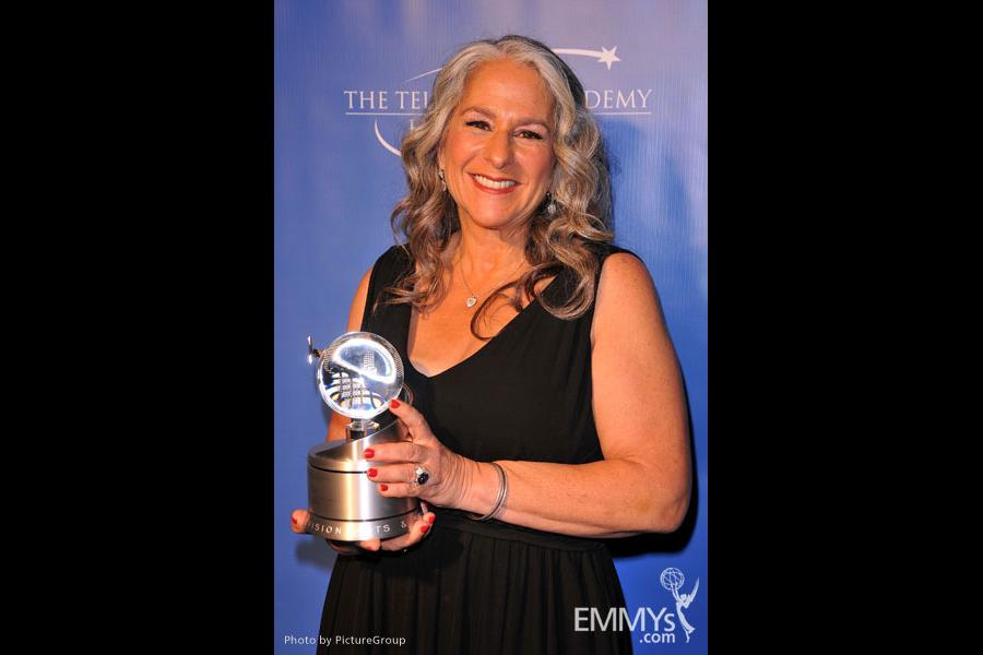 Marta Kauffman at the 5th Annual Television Academy Honors