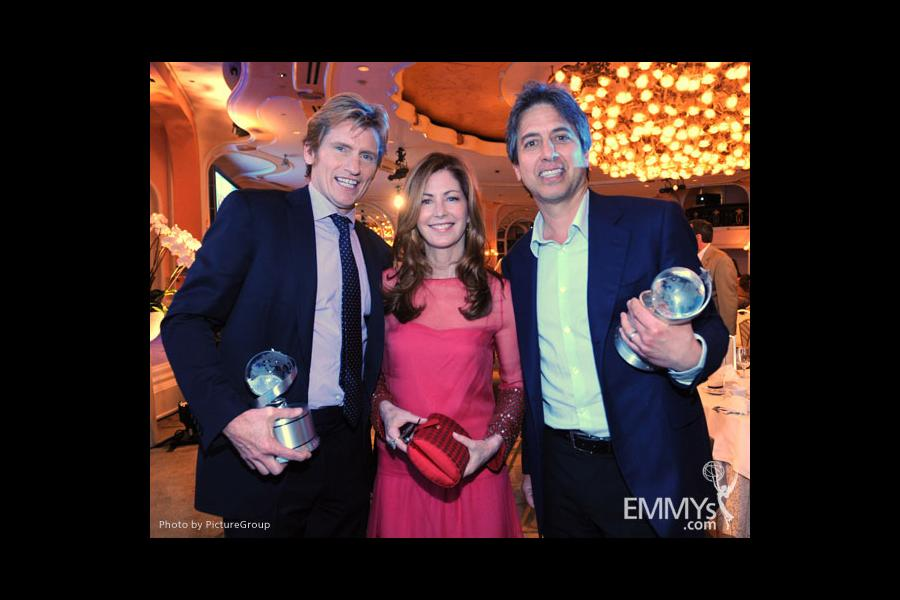 Denis Leary, Dana Delany and Ray Romano attend the 5th Annual Television Academy Honors