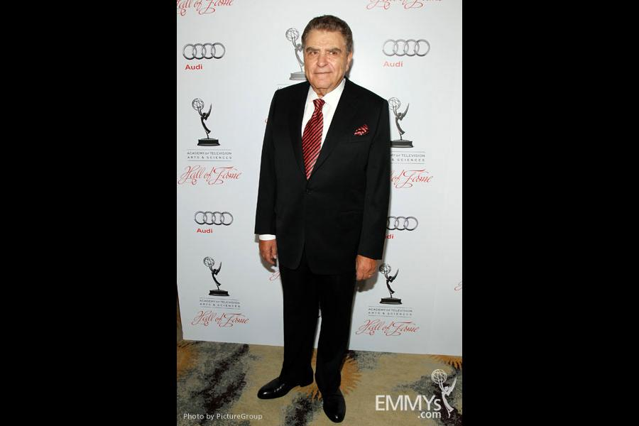 Mario Kreutzberger arrives at the 21st Annual Hall of Fame Gala