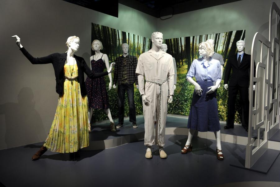 """Costume designs from """"Rectify"""""""