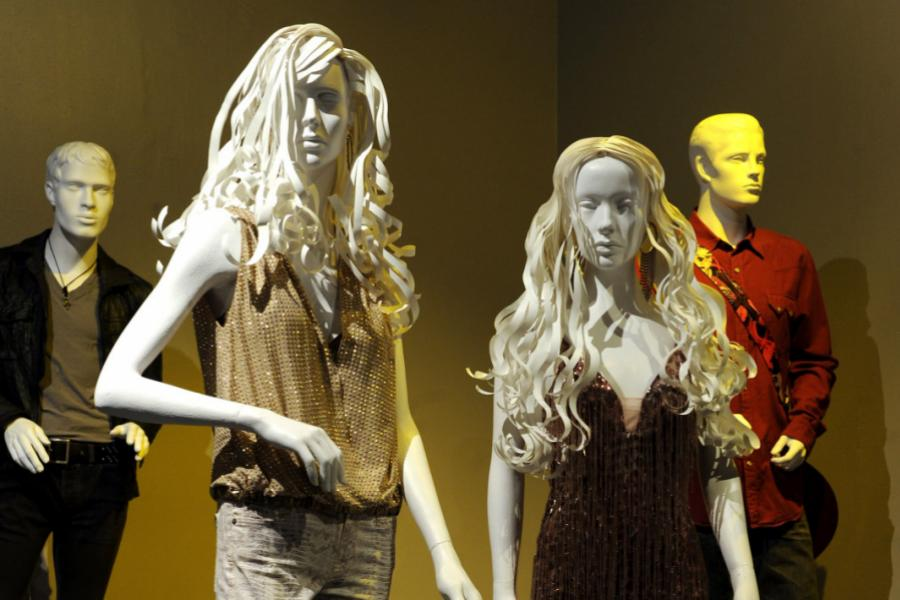 "Costume designs from ""Nashville"""