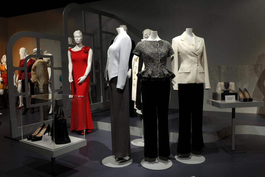 "Costume designs from ""Scandal"""