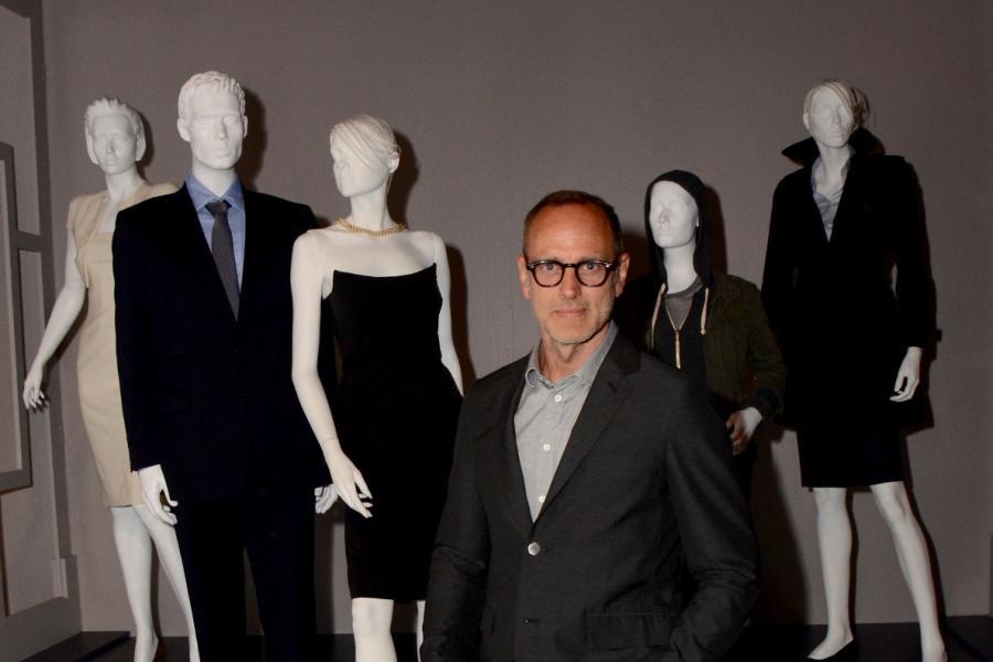 "Costume designer for ""House of Cards"" Tom Broecker"