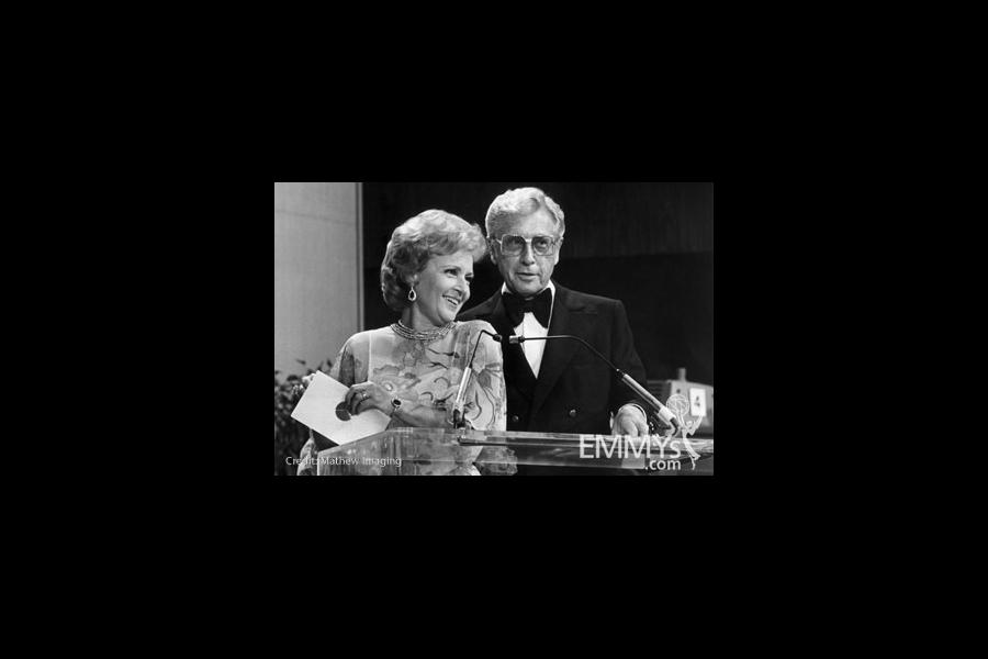 Classic Emmys - Betty White and Allen Ludden