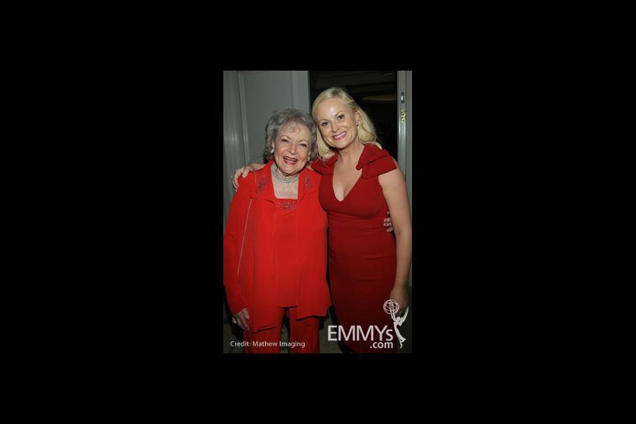 Betty White & Amy Poehler