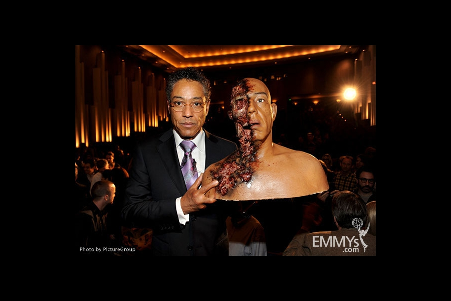 Giancarlo Esposito attends an Evening with Breaking Bad