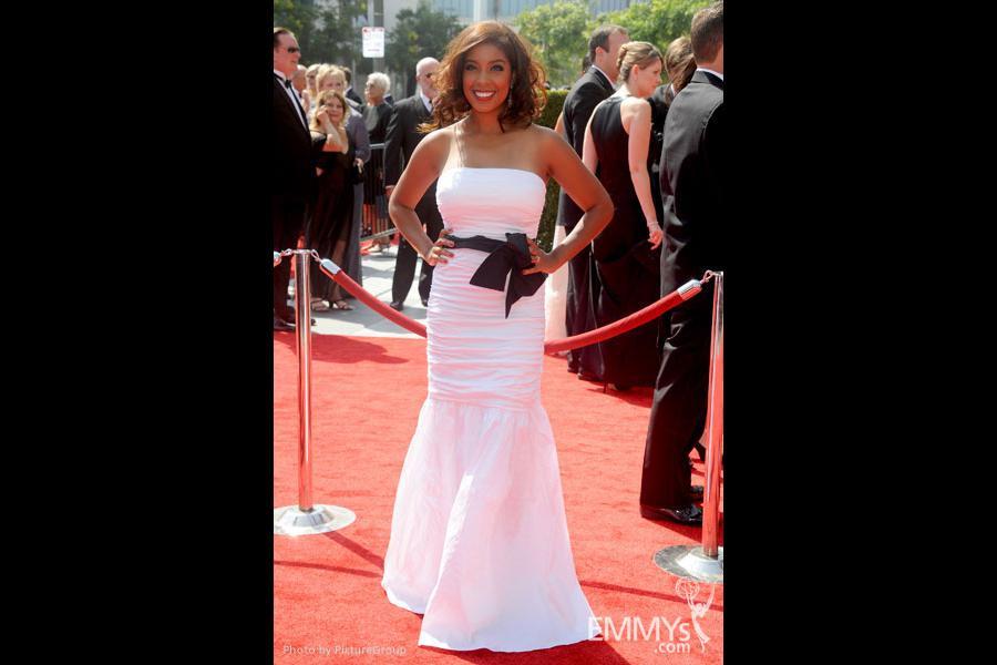 Reagan Gomez - Preston attends the Academy of Television Arts and Sciences 2011 Primetime Creative Arts Emmys