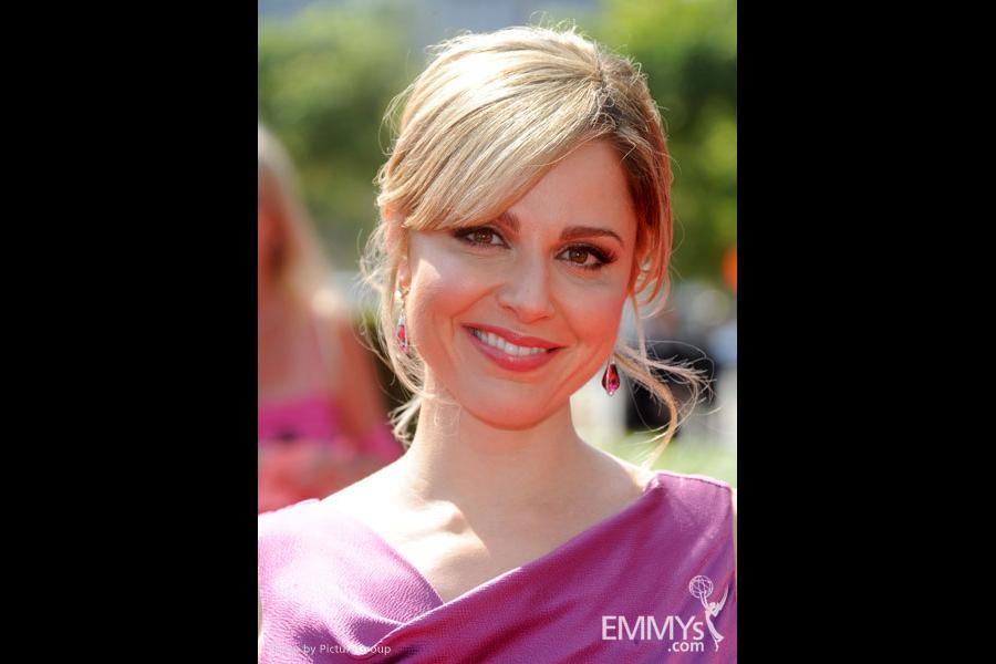Cara Buono attends the Academy of Television Arts and Sciences 2011 Primetime Creative Arts Emmys