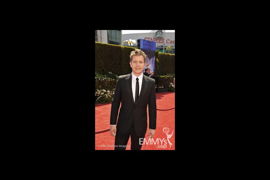 Matt Czuchry at the 62nd Primetime Emmy Awards
