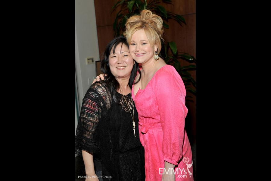 Margaret Cho & Caroline Rhea at Ladies Who Make Us Laugh