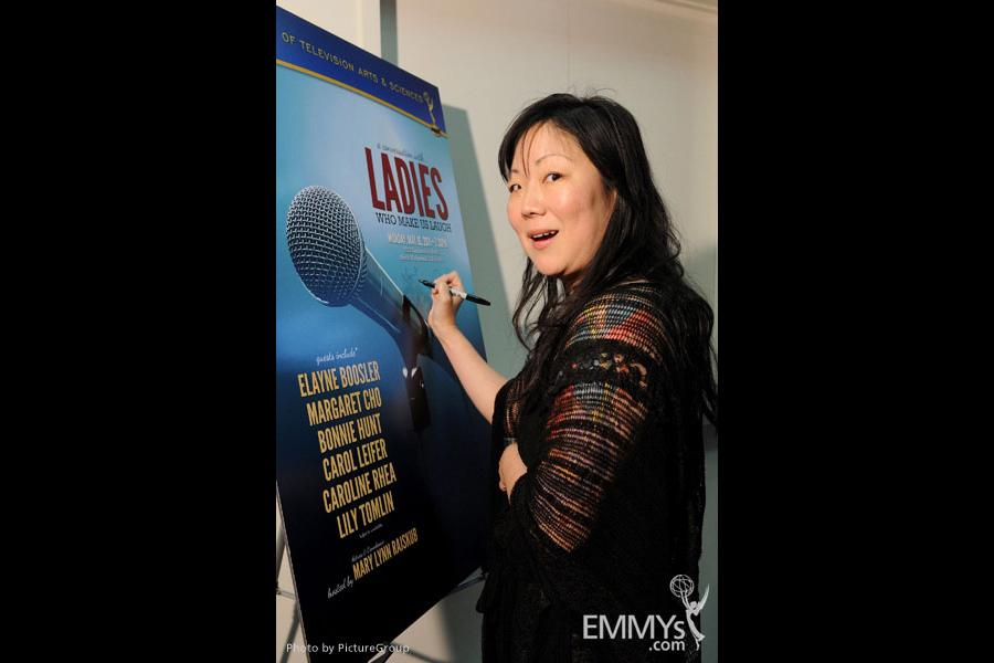 Margaret Cho at Ladies Who Make Us Laugh
