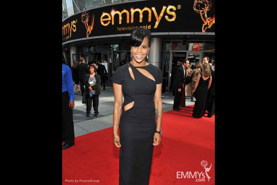 Laurieann Gibson attends the Academy of Television Arts and Sciences 2011 Primetime Creative Arts Emmys