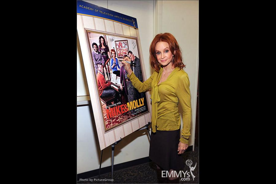 Swoosie Kurtz attends an Evening with Mike & Molly