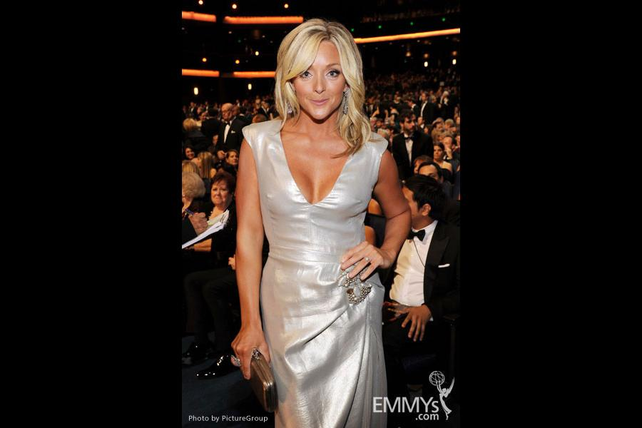 Jane Krakowski in the audience during the Academy of Television Arts & Sciences 63rd Primetime Emmy Awards