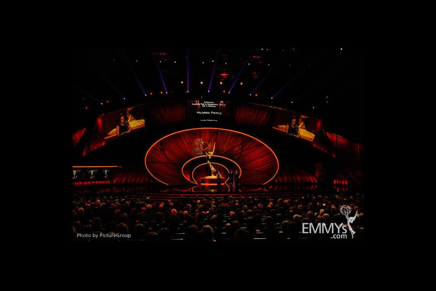 General atmosphere onstage at the Academy of Television Arts and Sciences 2011 Primetime Creative Arts Emmys