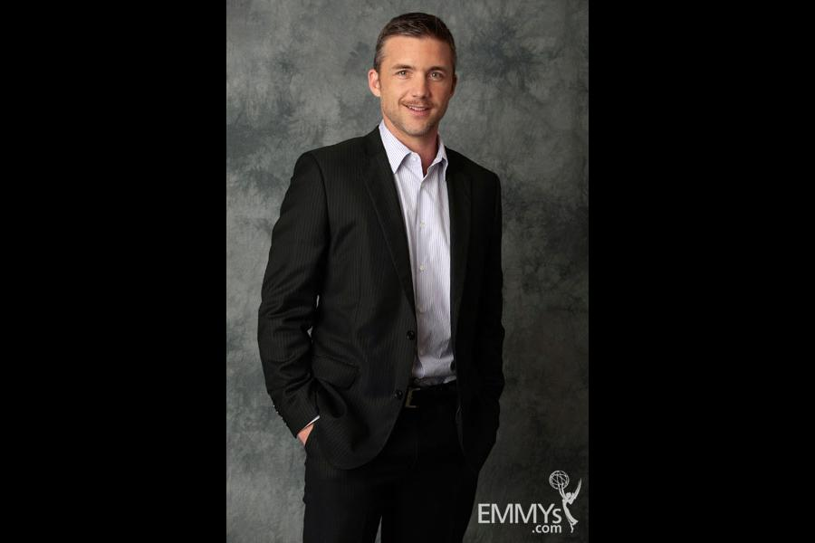 Jeff Hephner at An Evening With Boss