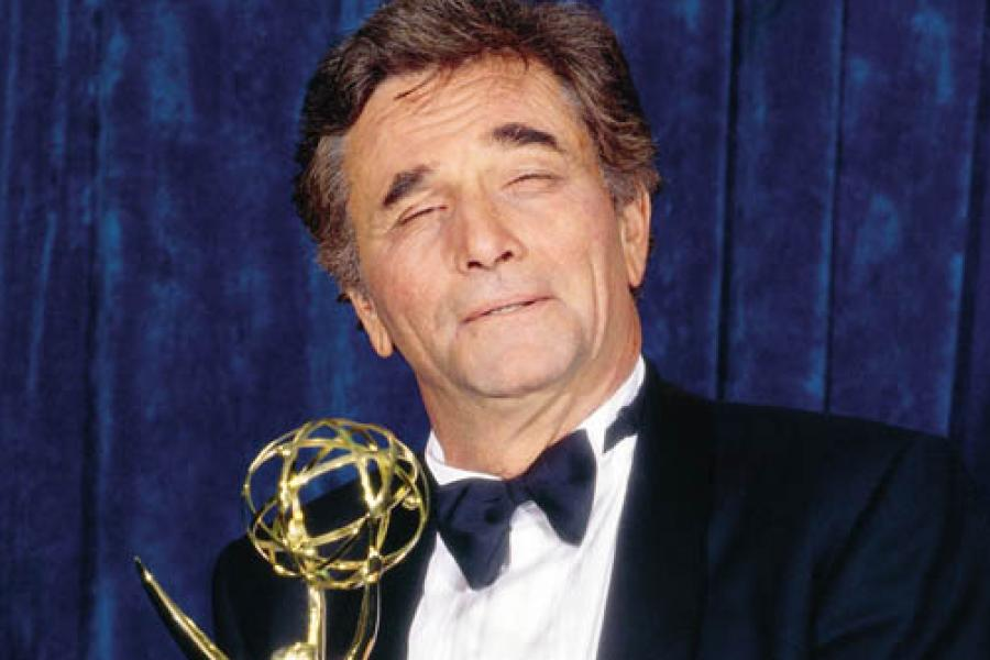 Classic Emmys — Peter Falk