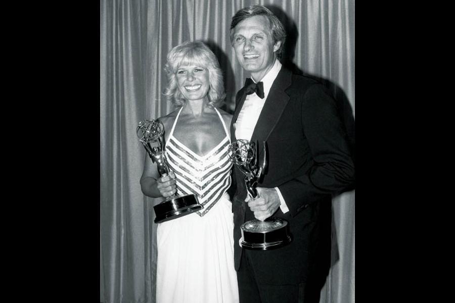 Classic Emmys - Loretta Swit & Alan Alda
