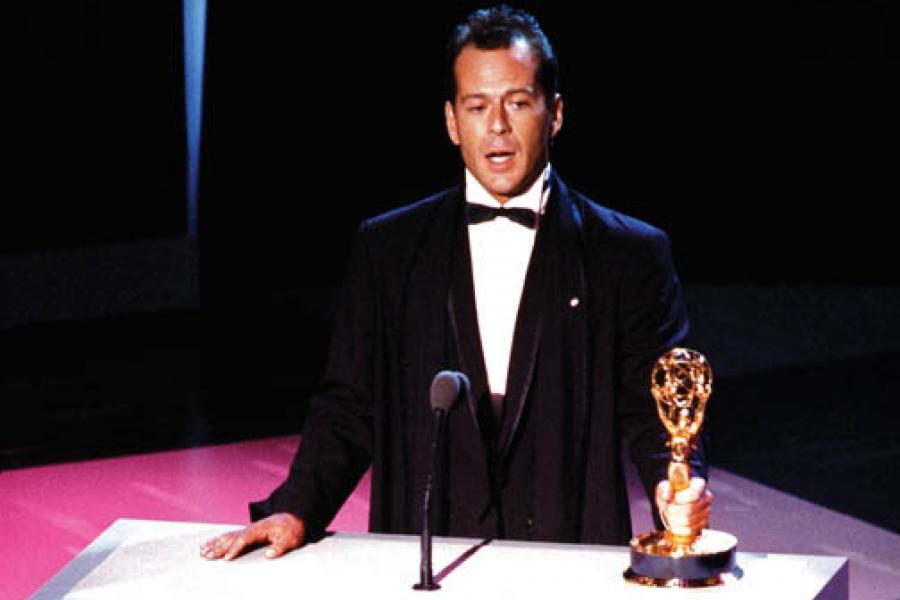 Classic Emmys - Bruce Willis