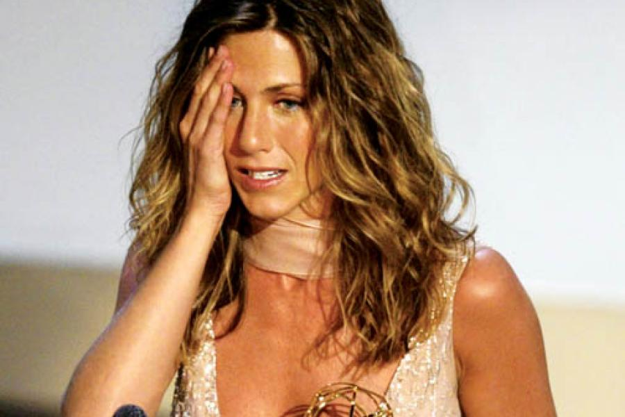Classic Emmys - Jennifer Aniston