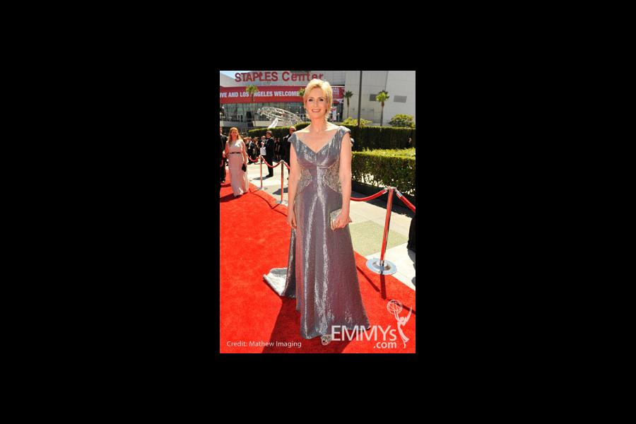Jane Lynch at the 62nd Primetime Creative Arts Emmy Awards