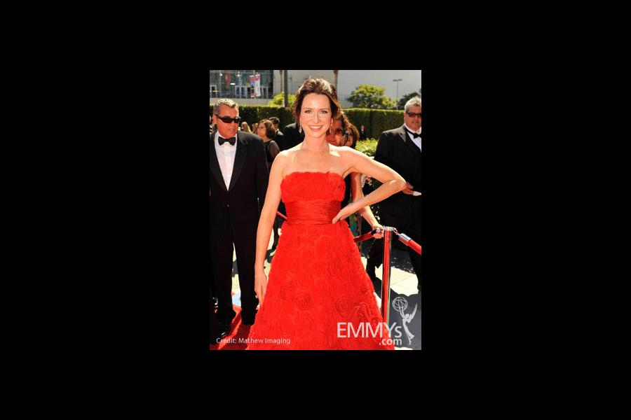 Janie Bryant at the 62nd Primetime Creative Arts Emmy Awards