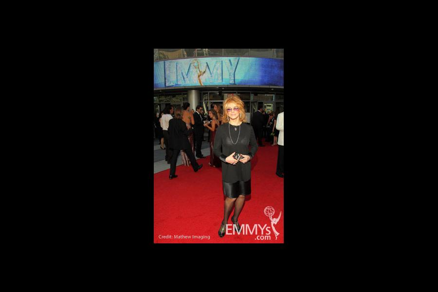 Ann-Margret at the 62nd Primetime Creative Arts Emmy Awards