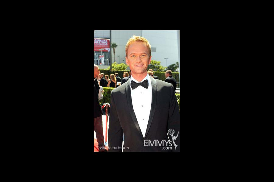 Neil Patrick Harris at the 62nd Primetime Creative Arts Emmy Awards