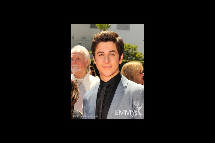 David Henrie at the 62nd Primetime Creative Arts Emmy Awards