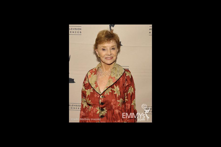 Peggy McCay at the 45 Years Of Days Of Our Lives event