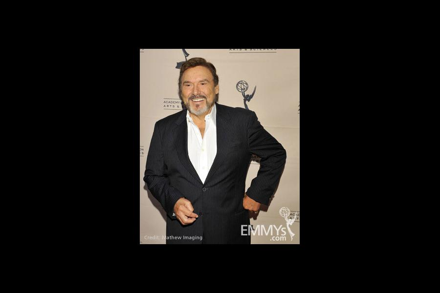 Joseph Mascolo at the 45 Years Of Days Of Our Lives event