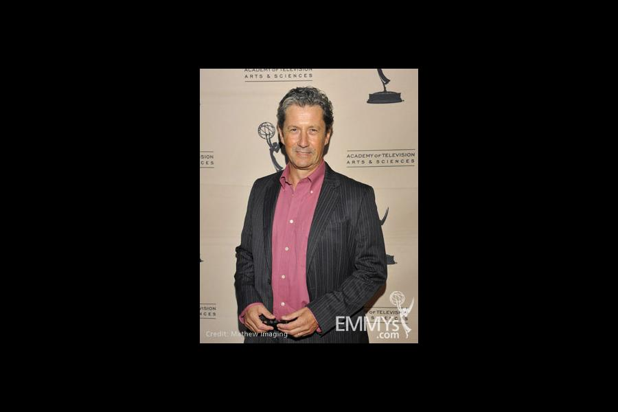 Charles Shaughnessy at the 45 Years Of Days Of Our Lives event